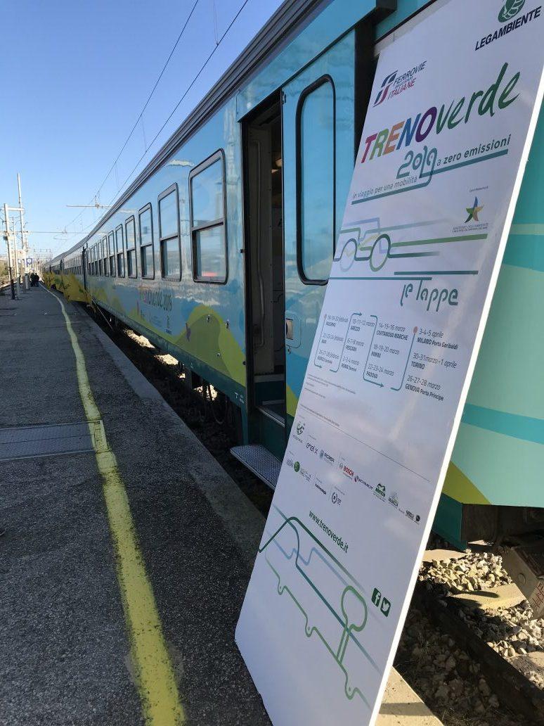 Trenoverde 2019 le tappe del treno in italia